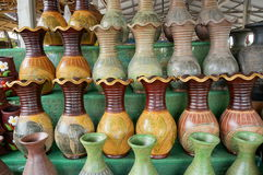 aardewerk royalty-vrije stock afbeeldingen