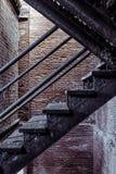 Aardewerk City Brewing Company - Oost-Liverpool, Ohio stock fotografie