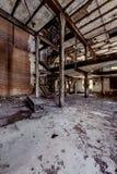 Aardewerk City Brewing Company - Oost-Liverpool, Ohio royalty-vrije stock afbeelding