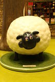 Aardman`s Shaun the Sheep characters on display at Expocity Stock Image