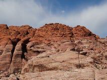 Aardschoonheid in de staat van Nevada Royalty-vrije Stock Fotografie