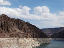 Aardschoonheid in de staat van Nevada Royalty-vrije Stock Afbeelding
