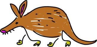 Aardvark Royalty Free Stock Image