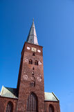 Aarhus church 04 Royalty Free Stock Image