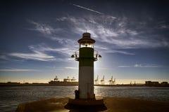 Free Aarhus Lighthouse Stock Photo - 87843640