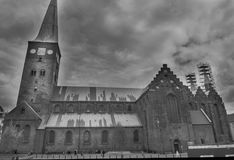 Aarhus/lutlanda imagen de archivo libre de regalías
