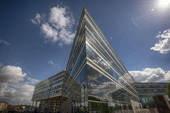 Aarhus novo Imagens de Stock
