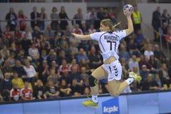 Aarhus, olympisches Qualifikationsturnier der Frauen Lizenzfreies Stockbild