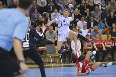 Aarhus, Women's Olympic qualification tournament Stock Image