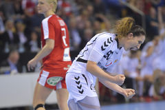 Aarhus, Women's Olympic qualification tournament Stock Images