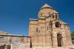 Aarmenian kyrka Arkivfoto