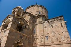 Aarmenian kyrka Royaltyfri Bild