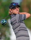 Aaron Baddeley en el US Open 2013 Imágenes de archivo libres de regalías