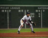 Aaron Boone, New York Yankees Lizenzfreies Stockfoto