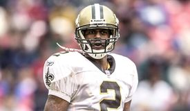 Aaron Brooks, New Orleans Saints Photo stock