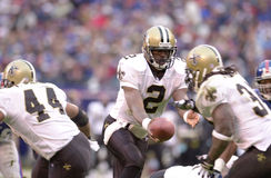 Aaron Brooks New Orleans Saints Arkivfoto