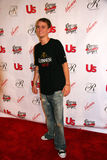 Aaron Carter Fotos de Stock