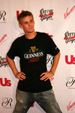Aaron Carter Image stock