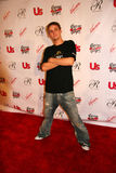 Aaron Carter Foto de Stock Royalty Free