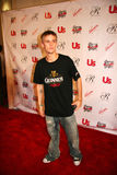 Aaron Carter Photo stock