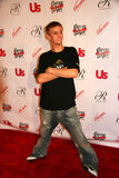 Aaron Carter Stockbild