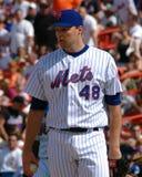 Aaron Heilman, New York Mets Photographie stock