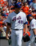Aaron Heilman, New York Mets Stockbilder