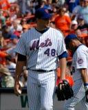 Aaron Heilman, New York Mets Images stock