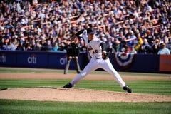 Aaron Heilman. New York Mets pitcher Aaron Heilman.  Image taken from color slide Stock Image