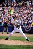 Aaron Heilman. New York Mets pitcher Aaron Heilman.  Image taken from color slide Royalty Free Stock Image