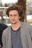 Aaron Johnson Foto de Stock