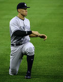 Aaron Judge, Pre-game Stretching Stock Photos
