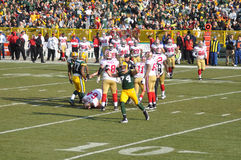 Aaron Kampman of Green Bay Packers Defense Royalty Free Stock Photography