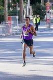 Aaron Kifle de Eritreia Imagens de Stock Royalty Free