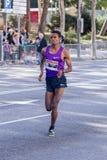 Aaron Kifle de Eritreia Foto de Stock Royalty Free