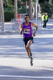 Aaron Kifle of Eritrea Royalty Free Stock Photos