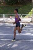 Aaron Kifle von Eritrea Stockfoto