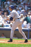 Aaron Myette. Texas Rangers pitcher Aaron Myette. (Image taken from color slide Stock Photo