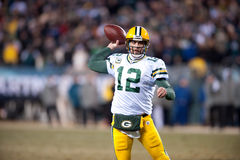 Aaron Rodgers Stockbilder