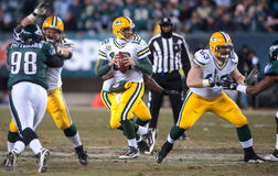 aaron rodgers obraz royalty free