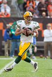 Aaron Rodgers Green Bay Packers Imagem de Stock Royalty Free