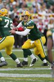 Aaron Rodgers Green Bay Packers Fotos de Stock