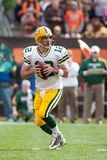 Aaron Rodgers Green Bay Packers Foto de Stock Royalty Free