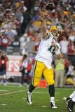 Aaron Rodgers Green Bay Packers Foto de Stock