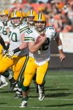 Aaron Rogers Green Bay Packers. Royalty Free Stock Photos
