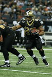 Aaron Stecker. During the Jaguars VS Saints Game in the Superdome Stock Image