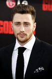Aaron Taylor-Johnson Stockbild