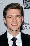 Aaron Tveit Stockbild