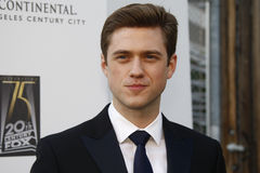 Aaron Tveit. Arrives at 'A Fine Romance' -  2010 Sony Pictures Studios Culver City, CA May 1, 2010 Stock Image