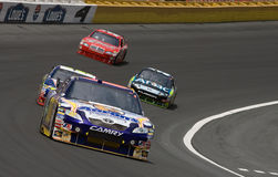 Aarons Toyota Camry Stock Images